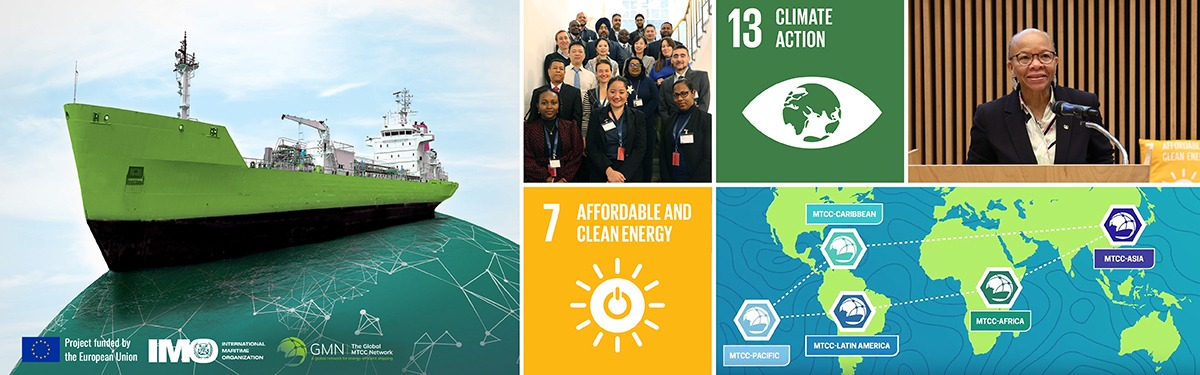 EU/IMO global project drives energy efficiency in the maritime sector