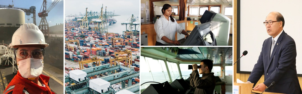 """You are not alone"" - IMO Secretary-General issues impassioned personal message to seafarers"