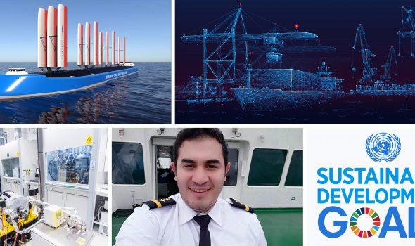 World Maritime theme 2022 New technologies for greener shipping
